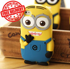 Despicable Me Minion Soft Silicone Case Cover for Apple iPod 4th generation NEW