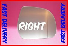 FITS NISSAN MICRA K13 MK4 2011+ WING MIRROR GLASS BLIND SPOT RIGHT