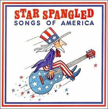 Star Spangled Songs of America by Star Spangled Band (CD, Mar-1998, CMH Records)