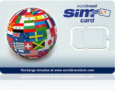 Europe Prepaid SIM card - Low rates in Europe, Voice, Text & Data