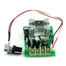 PWM Speed DC Motor Control Switch Controller 6V/12/24V 10A Pulse Width Modulator