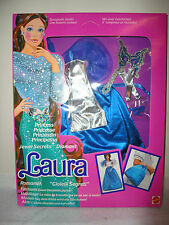 VINTAGE Mattel Barbie JEWEL SECRETS FASHION Laura - NRFC