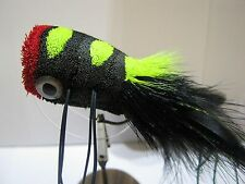 DEERHAIR BASS POPPER FLY