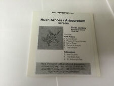 Hush Arbors / Arbouretum ‎– Aureola : Thrill Jockey ‎– thrill 299 : RARE PROMO