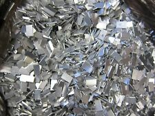 84 LBS Aluminum Stamping Slugs, 3003 Alloy, Approximate Weight, Use in Foundry