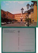 Castelgandolfo - Piazza della Libertà e Palazzo Pontificio