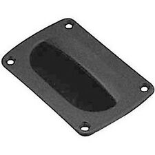 Seadog Black Derlin Flush Pull Boat Hatch QTY 2