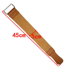 Good Specialized Sharpen Knife Cloth Double Leather Stropping Scraper Cloth   66