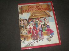 Taurus Vintage 1978 Santa's Craft Cottage Christmas Instruction Book