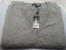 Large- Gray EXPRESS DESIGN V-Neck Sweater Vest Brand NEW from Outlet Store