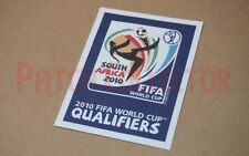 World Cup 2010 South Africa Qualifiers Soccer Patch / Badge