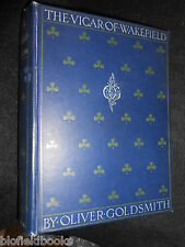 The Vicar of Wakefield by Oliver Goldsmith - 1911-1st - Illustrated in Colour