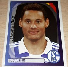 FIGURINA CALCIATORI PANINI CHAMPIONS 2007/08 SCHALKE 04 JONES ALBUM