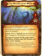 Lord of the rings lunaires - 1x the watcher in the water #001 - Nightmare Deck