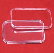 20 Air-Tite Direct Fit Bar Holder Capsule for 1oz Silver Bars