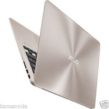 """NEW Asus UX310UA-WB71-RG ZENBOOK 13.3"""" Smocky Gold Laptop i7 2.5GHz 16GB 512GB"""
