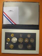 Francia - Monedas en Cartera oficial- Año: 1993 - numero PS11 - PROOF Año 1993 (