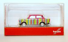 "Herpa 027618 Trabant 601 S ""Edition Trabi-world.com"" 1:87 H0 NEU in OVP"