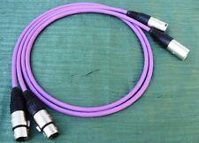 GOTHAM AES-EBU DIGITAL Interconnect lead 2 x 100cm *XLR* 110 Ohm