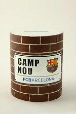 FC Barcelona Brick Money Box