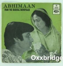 LATA MANGESHKAR Kishore Kumar RARE INDIA JAZZ HINDI  Bollywood AMIYA ABHIMAAN EP