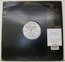 "TONI BRAXTON HIT THE FREEWAY FEATURING LOON 12"" MAXI SINGLE (i569)"