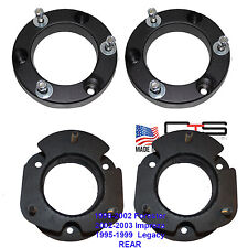 "2"" Subaru Lift Kit spacers 95-99 Legacy,02-03 Impreza,Outback 98-02 Forester"
