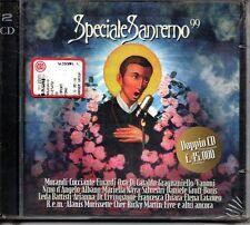 ARTISTI VARI SPECIALE SANREMO 99 DOPPIO CD SIGILLATO