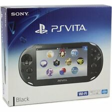 New Sony Playstation PS Vita Wi-Fi Black  PCH-2000ZA11 PCH-2000 PCH-2006 L012