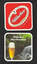BD - Beermat , Villacher Brauerei aus Österreich