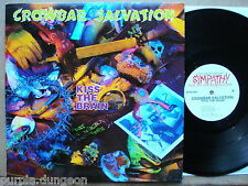 Crowbar Salvation – Kiss The Brain  LP  Sympathy For The Record Ind. SFTRI 005