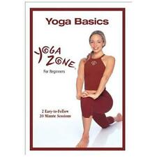Yoga Zone - Yoga Basics for Beginners (DVD, 2002)