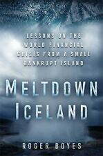 Meltdown Iceland: Lessons on the World Financial Crisis from a Small B-ExLibrary
