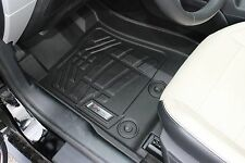 Front Row Floor Mats in Black for 2015 - 2017 Ford Mustang