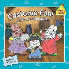 Costume Fun! (Max and Ruby), Grosset & Dunlap, Good Book