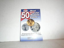 Top 50 Most Popular Modern Coins by Eric Jordan and John Maben (2012, Paperback)