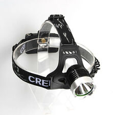 2500Lm XML T6 LED 18650 Headlamp Headlight Head Lamp Light Torch Flashlight Lamp
