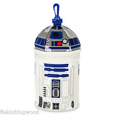 NWT Disney Store Star Wars R2D2 Lunch Box Tote Bag School