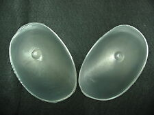 SILICONE BRA INSERTS SILICON NU BOOBS FASHION PADDING FORMS SET SEXY BREAST