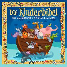 CD Bible pour enfants Ancien Testament en 5 Minutes Histoires Livre audio CD