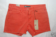 LEVIS SHORT DENIM CUT OFF JEANS SHORT  MISSES SIZE 10