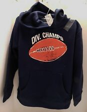 NWT Children's Place Boys Hoodie Sweatshirt Pullover Football Size Small 5/6 ~