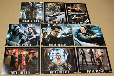 TOTAL RECALL original SEALED 8x10 LOBBY CARD SET Kate Beckinsale COLIN FARRELL