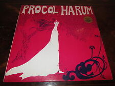 PROCOL HARUM IL TUO DIAMANTE PROG LP 1968 Rare Italy First Pressing Gold Sticker