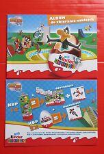 Stickerheft ( Album) LOONEY TUNES ACTIVE, Ferrero POLEN