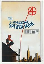 Amazing Spiderman #657 Human Torch funeral 9.6