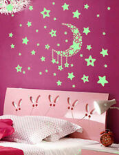 Newest Home Decration Glow in Darkness Stars Mural Decal Art Room Wall Stickers