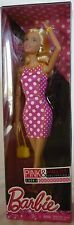 2013 BARBIE PINK & FABULOUS COLLECTION 3 LOOK 1 POLKA DOTS CHJ61 *new*