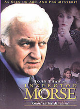 Inspector Morse - The Ghost in the Machine (DVD, 2002) John Thaw - NEW Sealed