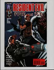 RESIDENT EVIL FIRE AND ICE #2 of 4 LEE BERMEJO WILDSTORM DC COMICS R